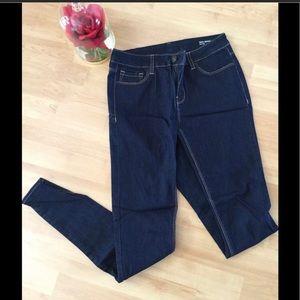 Buffalo David Bitton Gena Skinny Dark Jeans sz 27